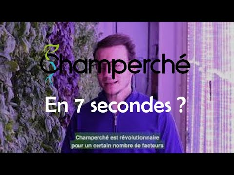 Levée de fonds Champerché x Paris Business Angels
