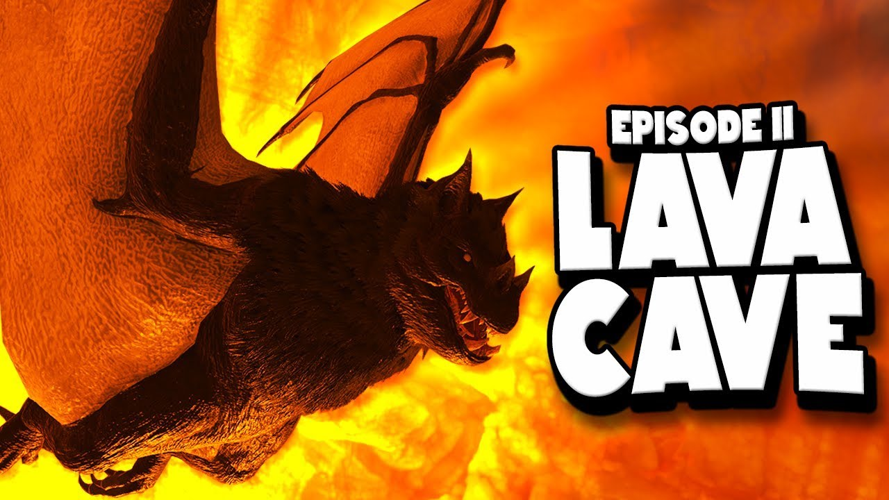 Download THE DISASTER OF LAVA CAVE! - ARK: Survival Evolved ASCENSION Ep #11
