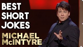 Compilation Of Michael McIntyre's Best Short Jokes | Michael McIntyre