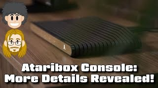 Ataribox Console: More Details Revealed! #CUPodcast