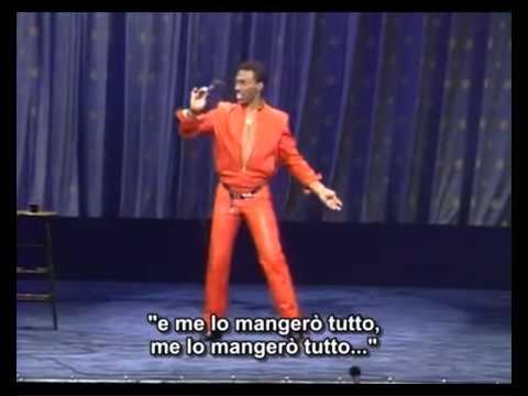 Eddie Murphy - Delirious - Bambini e il Gelato [SUB ITA]