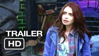 The Mortal Instruments: City of Bones TRAILER 3 (2013) - Lily Collins Movie HD