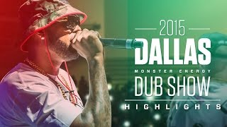 The 2015 Monster Energy DUB Show in DALLAS: Highlights