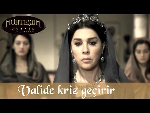Valide Sultan Kriz Geçirir - Muhteşem Yüzyıl 58.Bölüm