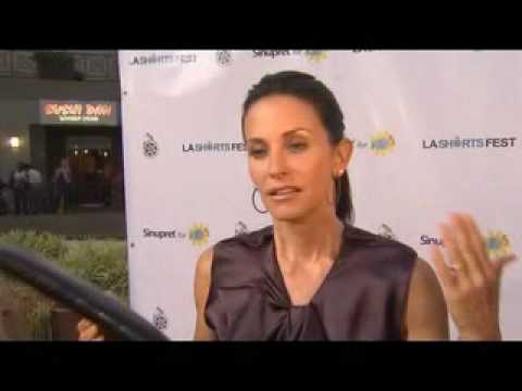 Courteney Cox LA Shorts Fest `09 #2