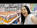 SHOPPING FOR SLIME SUPPLIES AT TARGET IN LOS ANGELES!