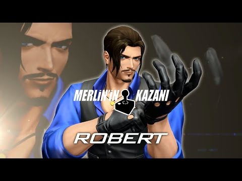 The King of Fighters XIV - Robert Combo Video