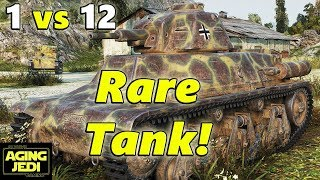 What The Hell is a Pz. 38H 735 'Micro Maus'? - World of Tanks