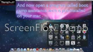 How to Install Windows 7/Vista/XP on a Mac - PART 1 -