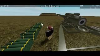 PW - ROBLOX Development - Artillery Technology.