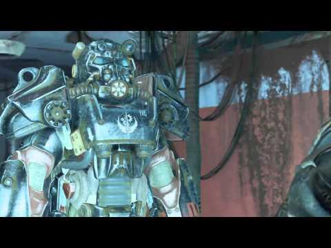 Fallout 4 w/Ninja Andrew Ep. 13 Cambridge Police Station