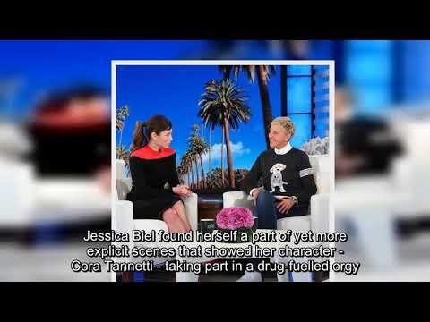 Jessica Biel reveals what hubby thinks...