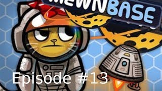 Episode #13 MewnBase is A Space Cat Survival and Base Building Game