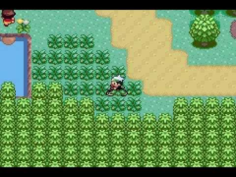 HOW TO LEARN PSYCHIC MOVE QUICKLY - POKEMON EMERALD GBA