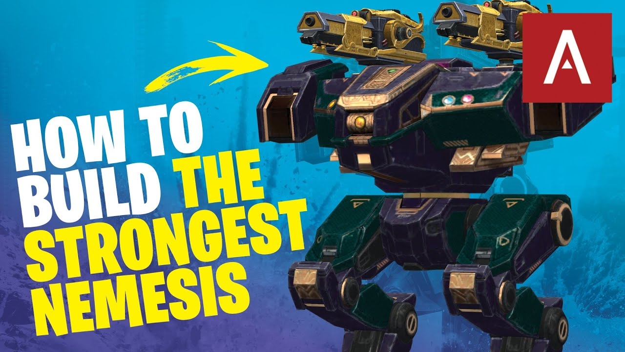 Download War Robots - Building the STRONGEST NEMESIS in the Game! WR Max Gameplay