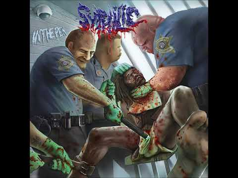 Syphilic - Peace Out, Advance track IN THE PEN 2017 Luxor Records