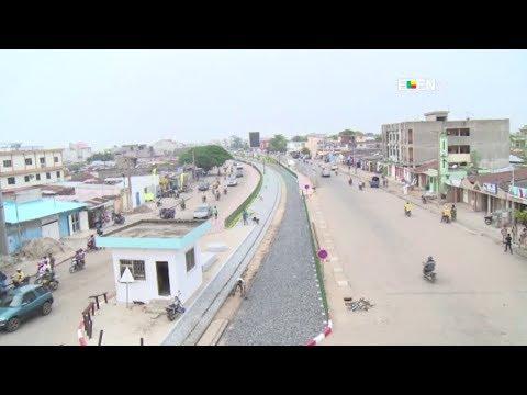 Phase pilote d'aménagement des espaces publics libérés : le nouveau visage de Cotonou