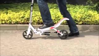 Видео обзоры Space Scooter Scooter Junior X360 голубой