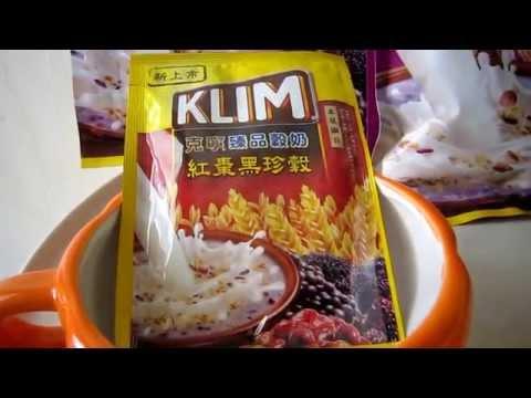 KLIM 克寧【臻品穀奶】,全穀營養.天然養生.健康好味道!