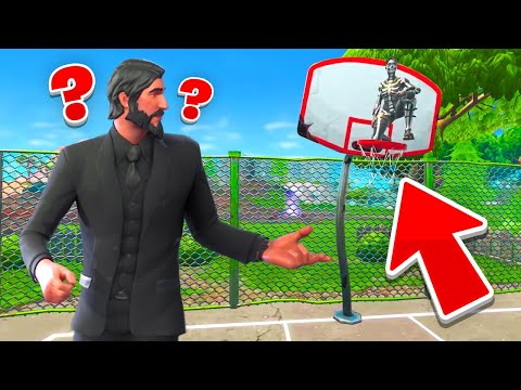 HOW DID THIS WORK?! - Halloween Hide & Seek in Fortnite