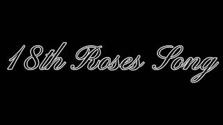 MY 18TH ROSES SONG'S FOR MY DEBUT | Jade Calope