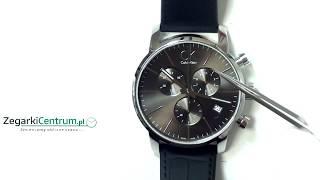 Kalibracja chronografu w zegarku