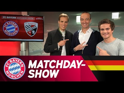Highlights FC Bayern Matchday-Show I FC Ingolstadt