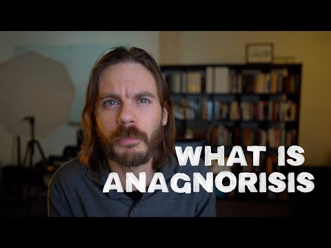 What is Anagnorisis?