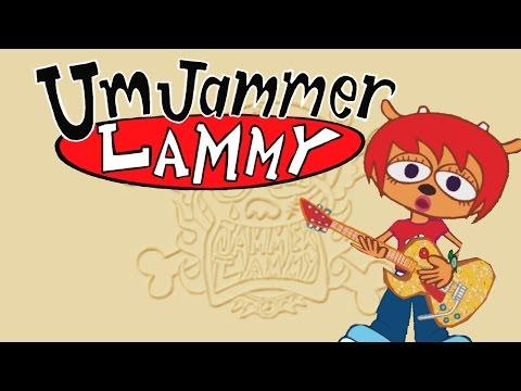 Um Jammer Lammy - All Lammy's Songs + HQ Cutscenes (1080p Gameplay)