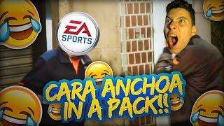 """""""¡¡CARA ANCHOA IN A PACK!!"""" EA SPORTS ME AGREDE Y LE DENUNCIO!   ByDiegoX10"""