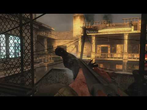 Call Of Duty World At War - Nazi Zombies Verrückt - HD