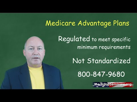 Medicare Advantage Plans - All About Medicare