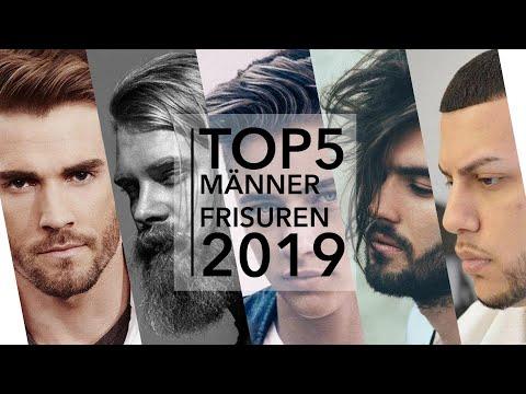 Top 5 Männer Haarschnitte Frisurentrends 2019 Youtube