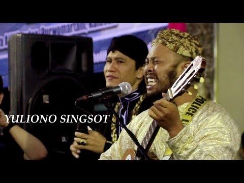 "Yuliono Singsot ""Aku Tanpamu Bagaikan Ambulance Tanpa Uwieew-uwiieew"" Hibur Jamaah Ora Aji"