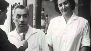 Algerie, 2 juillet 1962 - Interviews avec des Algerienes et Pieds-Noirs