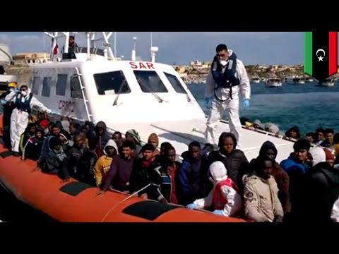 Boat sinking: Mediterranean's 'worst' boat tragedy sees hundreds of migrants drown off Libyan coast