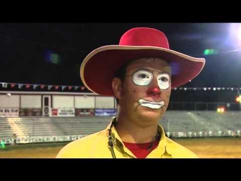 John Harrison Rodeo Clown Sound On Tape Interview Spooner
