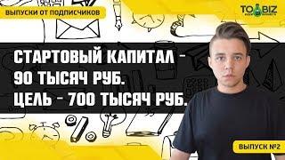 Публичный запуск бизнеса с минимальными вложениями | 2 Выпуск - Марк Гуров