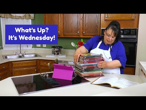 Cookbooks!! ~ The Good Cook Time Life ~ Simple French Food By Richard Olney ~ What's Up Wednesday!