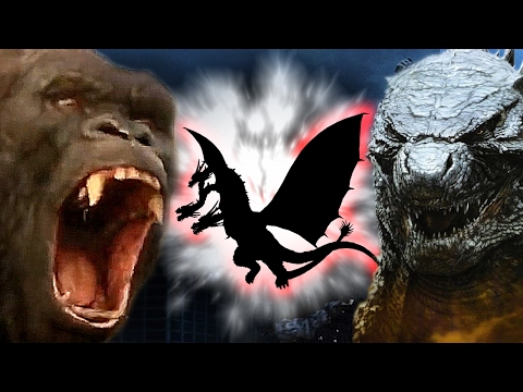 King Kong - Weird History Explained! Who Should Kong Fight in a Sequel?!
