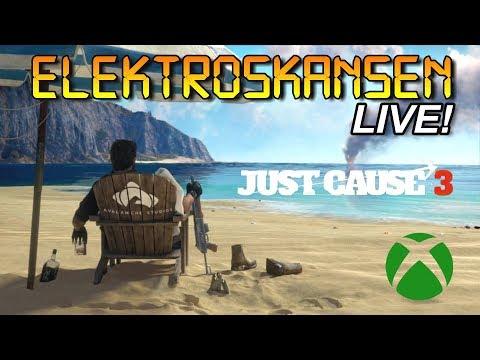 ELEKTROSKANSEN LIVE! Just Cause 3 [XBOX ONE] thumbnail
