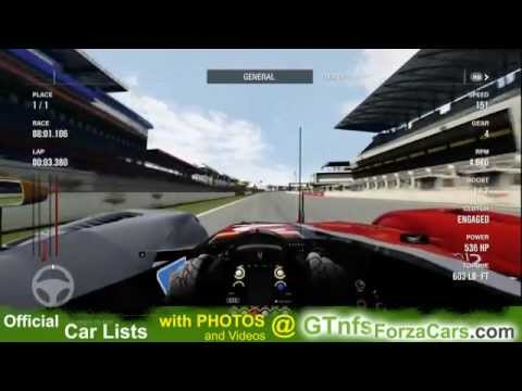 Forza 4 Circuit Le Mans 2011 Audi R15 TDI