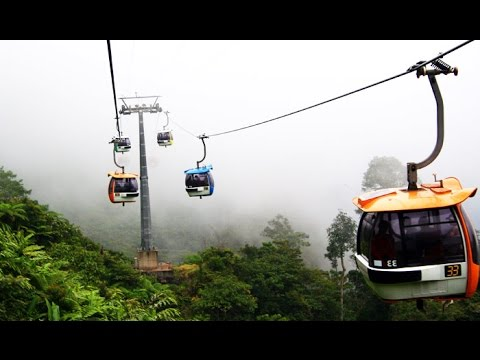 Genting Highland - how to go for riding cable car, Kuala Lumpur, Malaysia (Part-2)