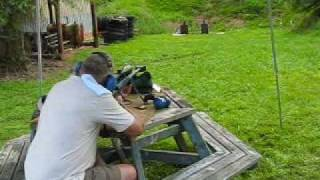 Shooting the .416 Barrett