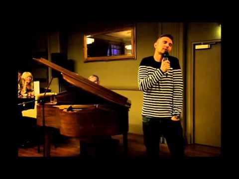 Jonathan Wilkes sings Mr Bojangles