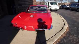 1963 Chevrolet Corvette - SOLD