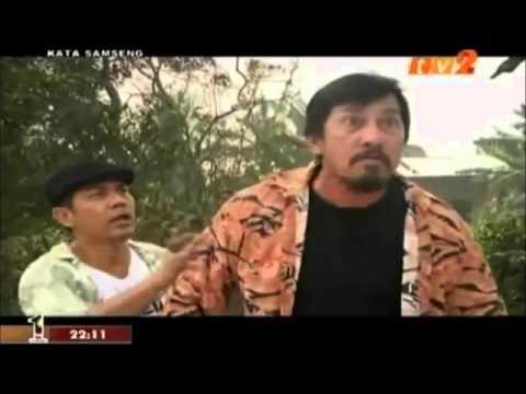 Telemovie Kata Samseng Part 2 Bukan KL Gangster ; Rosyam Nor Eman Manan Nasir Bilal Khan