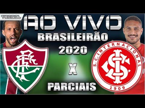 Fluminense x Internacional Ao Vivo | Brasileirão 2020 | Parciais Cartola FC | 3ª Rodada | Narração