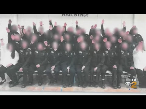 3 Fired From West Virginia Agency After Apparent Nazi Salute Photo