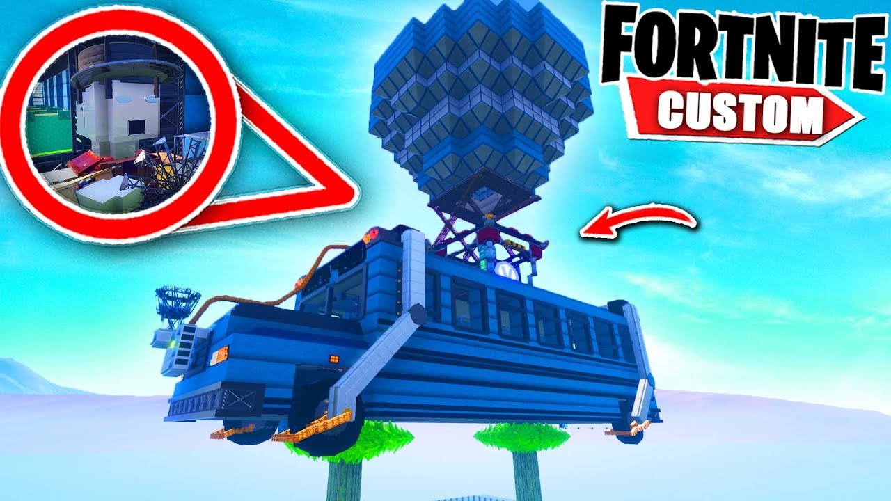 Fortnite MOST EPIC Hide AND Seek MAP EVER.. You'll NEVER ...